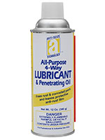 Aerosol All-Purpose 4-Way™ Lubricant & Penetrating oils -17061