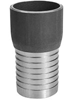 3 Inch (in) Size Steel Weld Bevel Combination Nipple