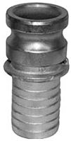 Male Adapter x Hose Shank