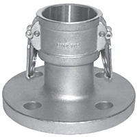 150# Flanged Coupler 316SS