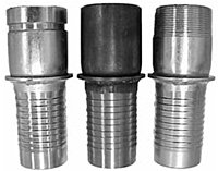 Heavy Duty Industrial Hose Stems