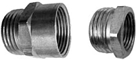 Garden Hose Fittings - Male GHT x Female Pipe