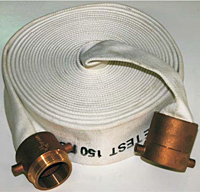 Seal Fast Coupled Fire Hose Assemblies