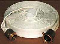 Seal Fast Coupled Fire Hose Assemblies Double Jacket 600# Test