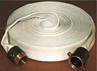 Seal Fast Coupled Fire Hose Assemblies Double Jacket 800# Test