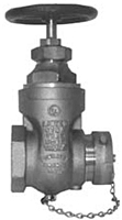 Non-Rising Stem 300# Gate Valve