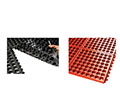 Matting with Interlocking System