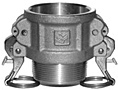 Female Coupler x Male NPT
