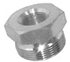 Ground Joint Swivel Nut Coupling - Female Spud Only - (N.P.T.)