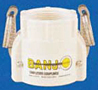 Banjo Polypropylene FDA - Coupler x Female NPT