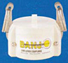 Banjo Polypropylene FDA - Coupler Dust Cap