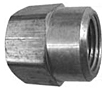 Garden Hose Fittings - Female Hose x Female Pipe