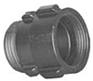 Aluminum Couplings Hard Coat - Female x Male Swivel