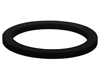 3 Inch (in) Size FMK Filler PTFE Encapsulated Replacement Gasket