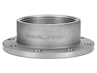 3 Inch (in) Size Aluminum Female NPT x TTMA Cam and Groove Coupling (FNPT300TTMAAL)