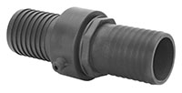3 Inch (in) Size Polypropylene Shank Coupling