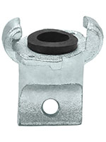 Zinc Plated Iron Blank End Crowfoot Couplings (SFBE00)
