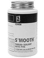 S'MOOTH™ 1 Liquid Pint (liq pt) Thread Sealant with PTFE