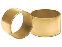 2 x 1 1/4 Inch (in) Size Brass Expansion Ring