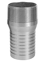 3 Inch (in) Size Steel Male NPT Combination Nipple Fitting