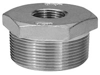 316 Stainless Steel Bushing Fittings