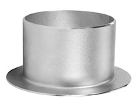 10 Inch (in) Pipe Size 316 Stainless Steel SCH 10 Type C Stub End