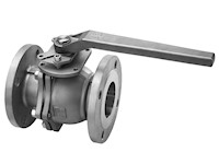 3 Inch (in) Size 316 Stainless Steel Flanged Ball Valve