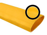 8 Inch (in) Inner Diameter Yellow PVC/NBR Jacket Heavy Duty Discharge Thermoplastic Hose