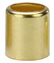 0.478 Inch (in) Inner Diameter Brass Medium Weight Air Hose Long Shank Coupling