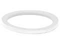 PTFE Envelope White Replacement Gaskets with Silicone