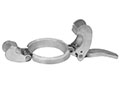 3 Inch (in) Size Zinc Plated Steel Lever Ring