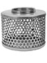 4 Inch (in) Size 304 Stainless Steel Type RH Round Hole Strainer