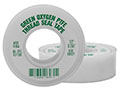 1/2 Inch (in) Width 260 Inch (in) Length Green Premium PTFE Thread Seal Tape