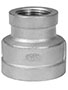316 Stainless Steel Threaded Reducing Couplings