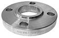1 1/2 Inch (in) Pipe Size 316 Stainless Steel LAP Joint ANSI B16.5 Forged 150 Flange